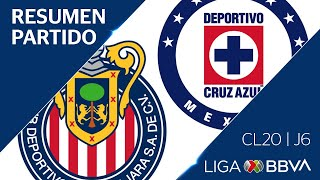 Download Resumen y Goles | Guadalajara vs Cruz Azul | Jornada 6 - Clausura 2020 | Liga BBVA MX Mp3 and Videos