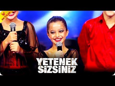 İzda Kültür Sanat'ın Performansı Hayran Bıraktı   Yetenek Sizsiniz Türkiye