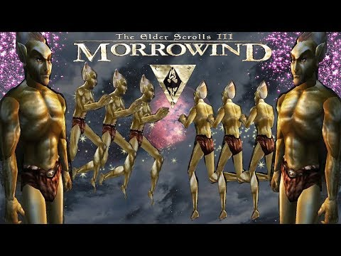 Morrowind Co-op Mod: Legend of the Grease Mage
