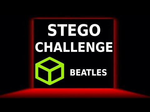 Beatles ! hackthebox (stego challenge) - sinister geek