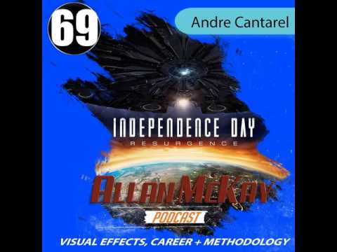 069 - Andre Cantarel - Independence Day Resurgence