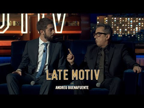 LATE MOTIV - David Broncano. 'Rap del Jíbiri' | #LateMotiv316