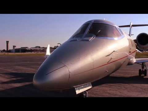 Learjet 60XR Atlanta Private Jet Charter