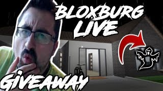 💚ROBLOX GAMES #30 BLOXBURG MONEY GIVEAWAY💚 Saturday stream
