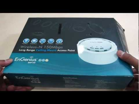 DRIVERS UPDATE: ENGENIUS EAP150 ACCESS POINT