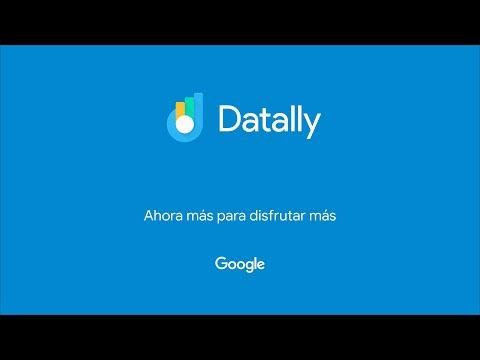 Datally: Una aplicación de Google para ahorrar datos móviles.