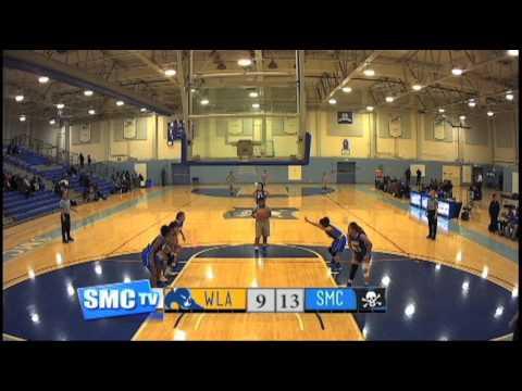 Santa Monica Women's Basketball vs West LA College  - January 18, 2017 (Full Game)