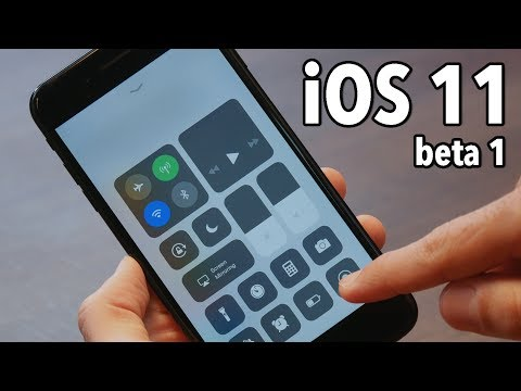 iOS 11 NO iPHONE! (HANDS ON)