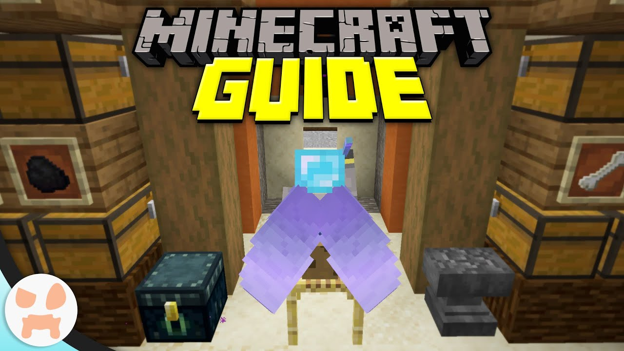 How To Get An Elytra End City Looting Minecraft Guide Episode 57 Minecraft 1 15 2 Lets Play Youtube