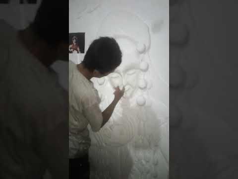 Win Raya Inspirasi art sterofoam