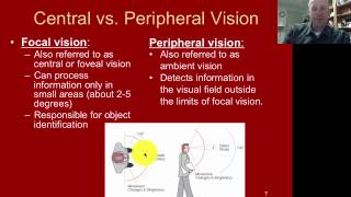 Vision Lecture