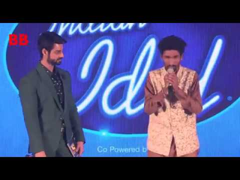 INDIAN IDOL press conference