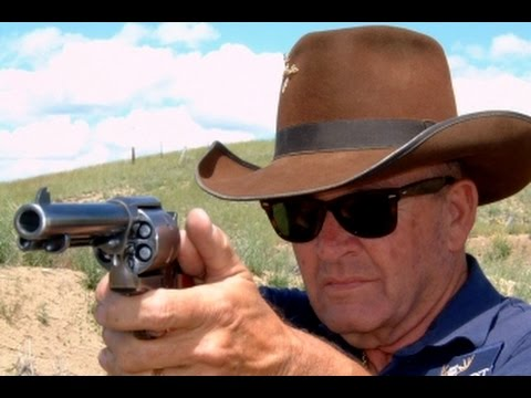 THE REAL LIFE BUSTER SCRUGGS !!! Fastest gunslinger ever !
