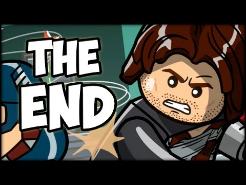 LEGO MARVEL'S AVENGERS - Part 15 - The End!