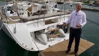 BAVARIA - CRUISER 56 - On Board with Product Manager (German)