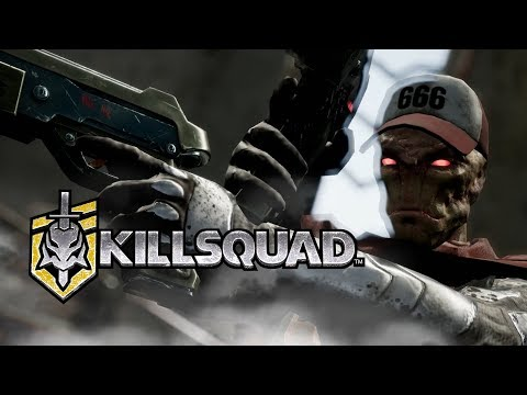 Инди sci-fi ролевая игра в стиле Killsquad появится в раннем доступе в июле