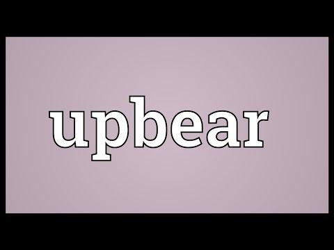 Header of upbear