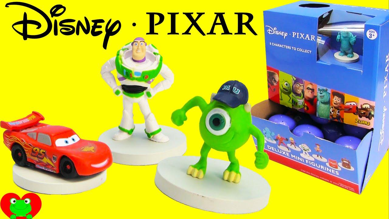 Toys Hobbies Disney Cars Pixar 3 Mini Figurines Tv Movie