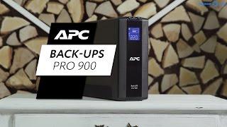 Обзор ИБП APC Back-UPS Pro 900 в 4k