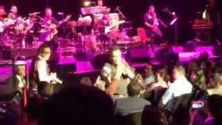 """Jaba Sandhya Huncha"" by Yogeshwar Amatya at Nepali Concert in Royal Albert Hall, London, UK"