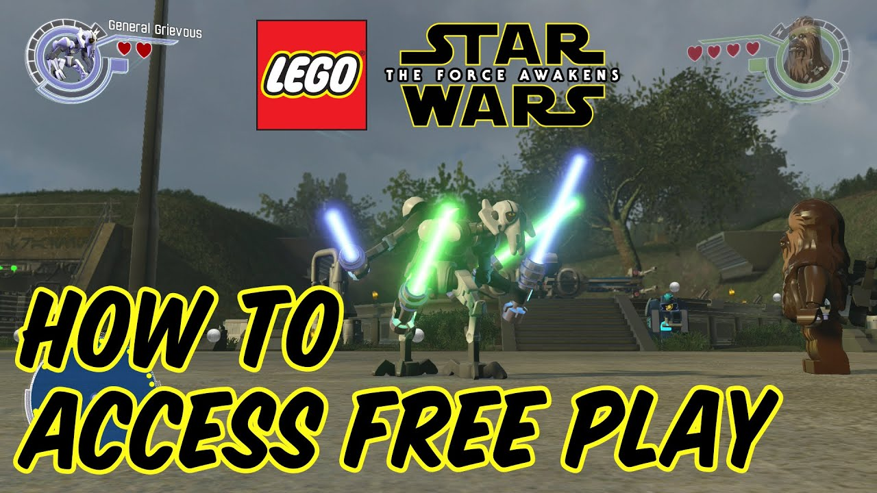 How To Download Lego Star Wars The Force Awakens For Free ...