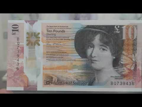 Scottish Pounds