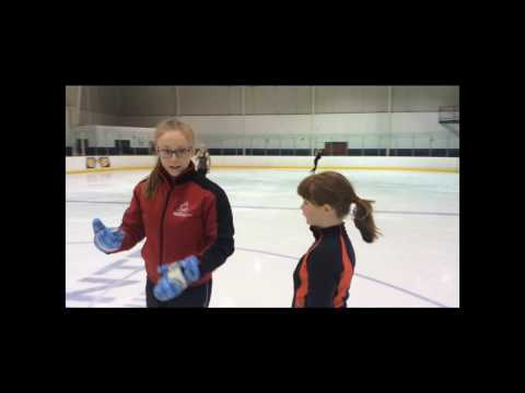 Primary STARSkate Video Lessons: Jumps and Spins - Alexandra Israel