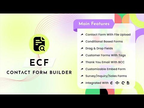 Custom Contact Form Builder - Shopify App