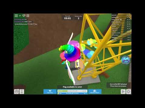 Climbing The Roblox Deathrun Crane Youtube