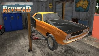 RevHead AWD DODGE CHALLENGER BUILD AND RACE