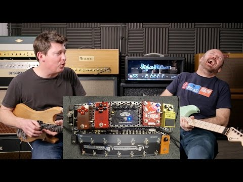 Argghh!!! EVH5150, JHS AT & Angry Charlie, Wampler Pinnacle Deluxe & More…