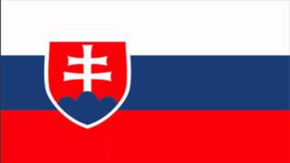 Slovakia Flag and Anthem