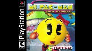 Ms. Pac-Man Maze Madness — OST (2000) FULL ALBUM