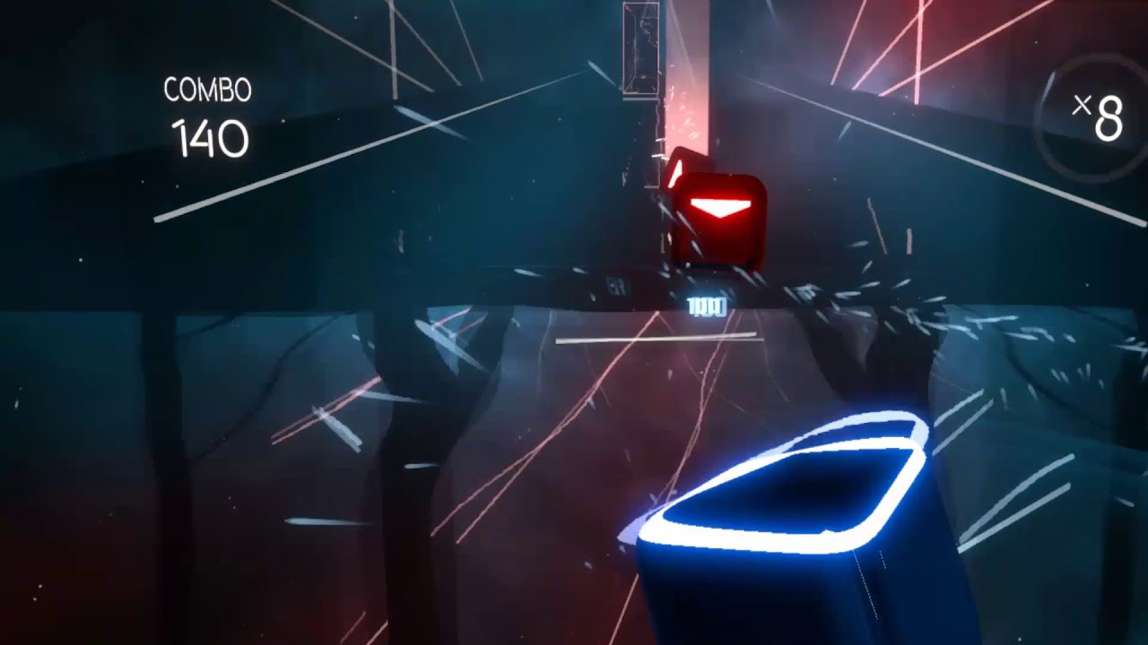 Beat Saber] Hans Zimmer - No Time For Caution (Docking) - YouTube