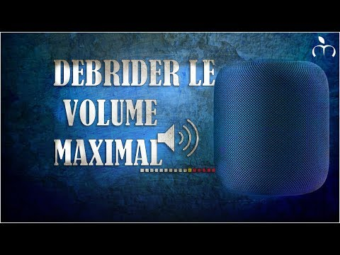 DÉBRIDER LE VOLUME MAXIMAL SUR IOS (SANS JAILBREAK)
