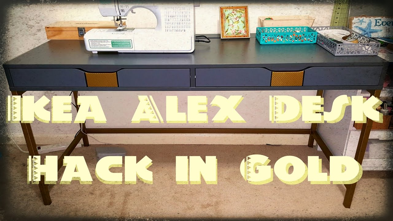 132 [DIY] Desk Plans You'll Love - MyMyDIY | Inspiring DIY Projects