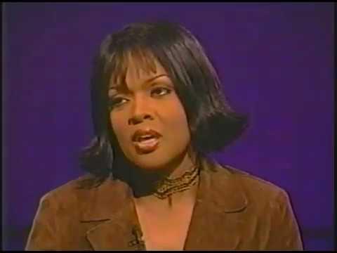 CeCe Winans - Interview (2002)