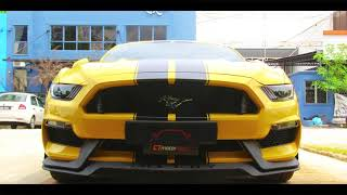 Ford Mustang Conversion Gt350 Shelby Bodykit – Meta Morphoz