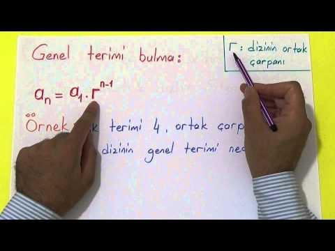 TEOG SAYI ÖRÜNTÜLERİ 2 Şenol Hoca Matematik