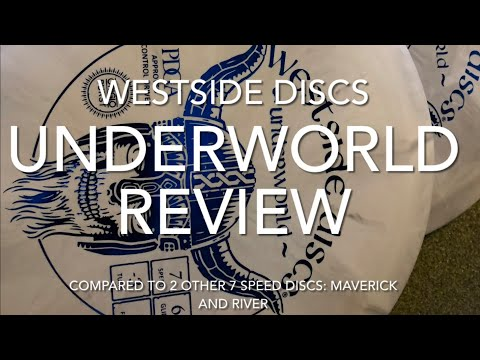 Westside Discs Underworld Review and Comparison