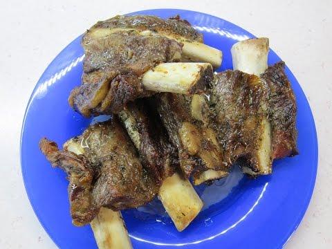 Вкуснейшие Говяжьи ребра в духовке, Ребра из мраморной говядины. Рекомендую!