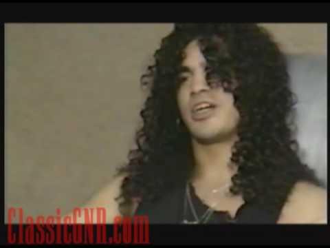 Slash Interview RARE pt 2