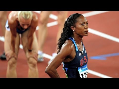 Gold Medal Moments - Sanya Richards Ross