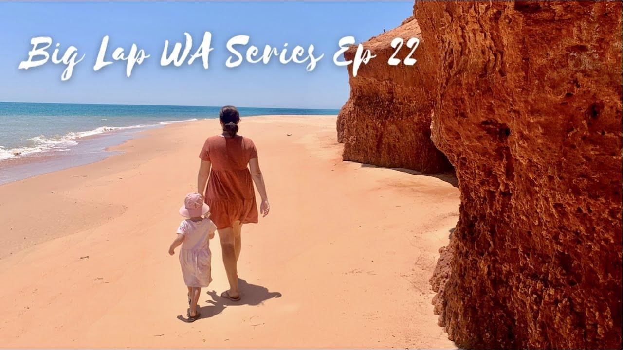 Download E22 | The Big Lap of WA - Sharkbay, Monkey Mia & Francois Peron National Park