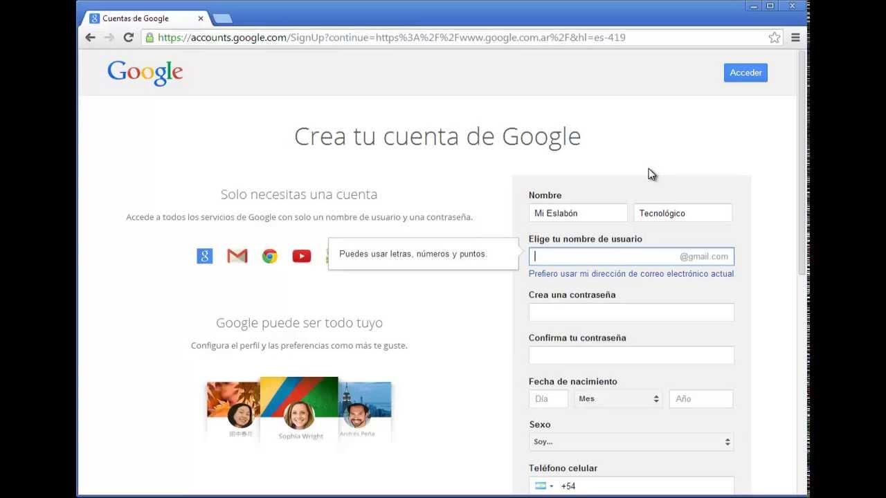 Manejo Básico Del Correo Electrónico De Gmail Youtube