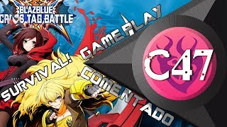 Vídeo BlazBlue: Cross Tag Battle