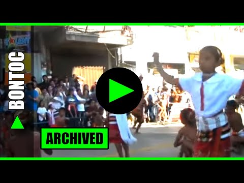 [Bontoc] ► Lang-ay Festival in Mt Province
