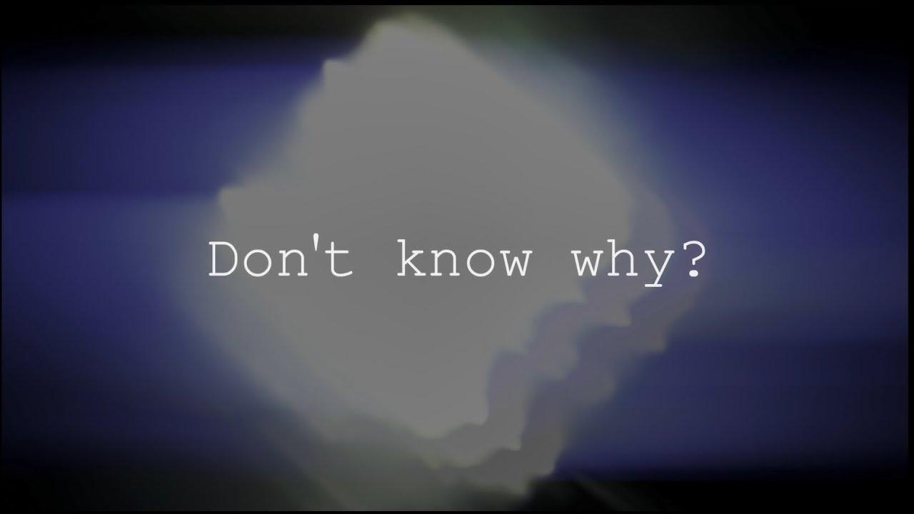 ザ・フーパーズ (THE HOOPERS) - 「Don't know why?」Lyric Video【Short ver.】