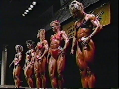 1991 NPC Womens Jr. Nationals  Bodybuilding Championships