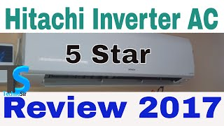 Hitachi 5 Star Inverter ac Review 2017 (Diffrence Between Kashikoi 5200i , 5300i, 5400i)  Hindi